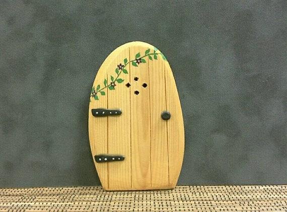 Wooden fairy door for Wooden elf door