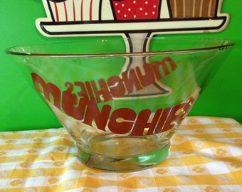 Indiana Glass Munchies Bowl