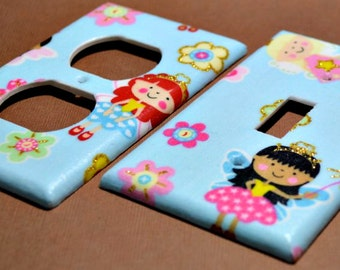 Shopkins Light And Electrical Switch Covers By