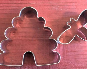 Beehive Cookie Cutter Set w/Bumble Bee