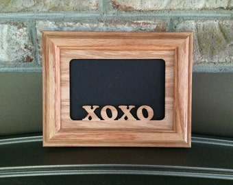 XOXO Picture Frame 5x7