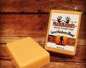 Great Outdoors Blend Scented Soap 3 oz. Bar
