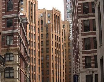 Boston Buildings, Boston Financial District, Boston Architecture, Architectural Photography