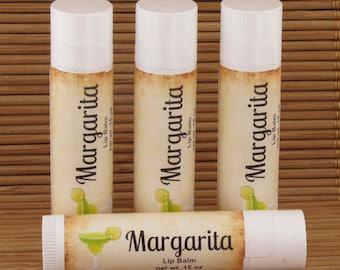 Margarita Flavored Lip Balm - Handmade All Natural Lip Balm
