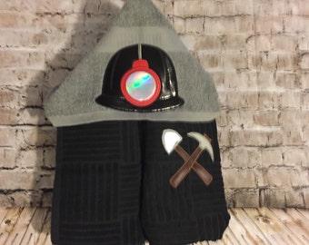 Mining Hat Etsy