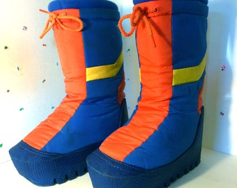 Vintage late 70's early 80's Moon Boots!