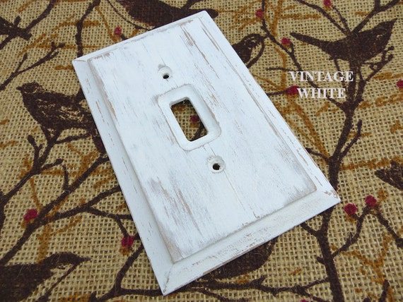 Rustic Switch Plate Wood Light Switch Cover Rustic By Wilewood