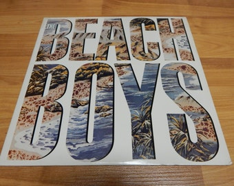 The Beach Boys  Vinyl Record LP rock n roll Promo 1985