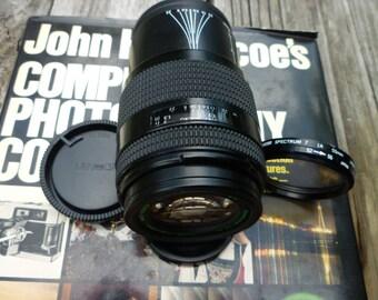 Minolta /Quantaray Lens 70-210mm- MC 1:4-5.6 MX AF.