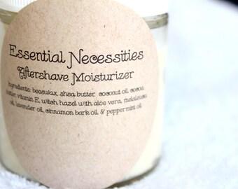 All Natural Aftershave Moisturizer