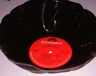 Chariots of Fire Record Bowl Free Shipping