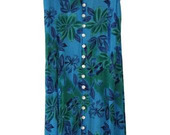Floral Festival Maxi Dress