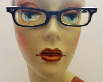 1960s Womens Glasses Vintage Retro