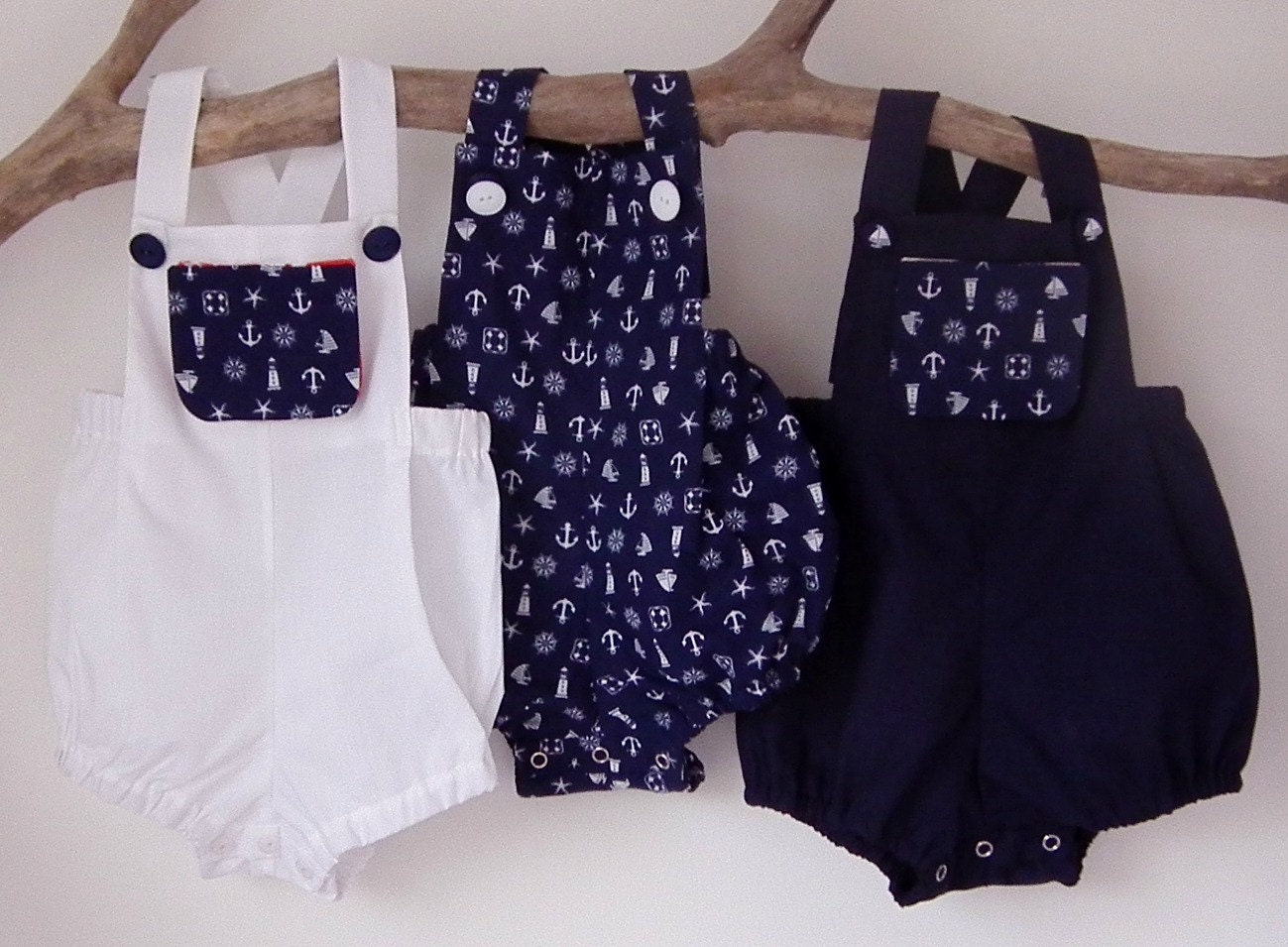 Baby Boy Clothes Rompers Baby Boy Clothing Nautical Romper