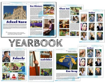 Yearbook Cover Design Wolf Icon - Yearbook design templates