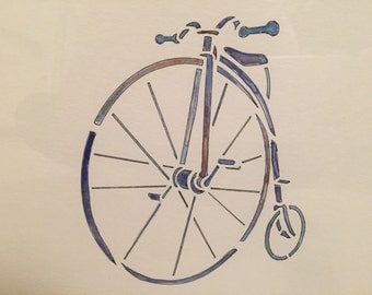 Old Timey Bicycle