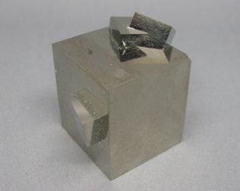 Pyrite Cubes   Spain