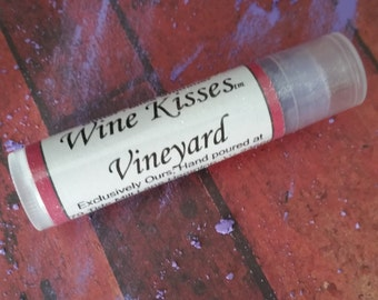 Wine Lip gloss, Vineyard, Wine Lip Balm, Natural Lip Balm, Wine lip balm, lip shimmer, Wine Lip Butter,Hand poured Lip Balm