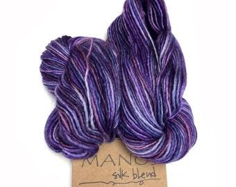 Manos Del Uruguay Silk Blend DK yarn - Andromeda (9999)