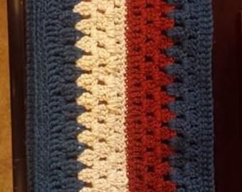 infinity eternity cowl crochet scarf neck warmer