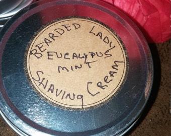 Shaving Cream ! from Bearded Lady