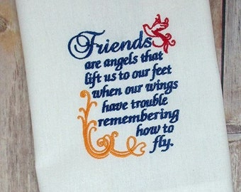 GG 1624 Friends are Angels