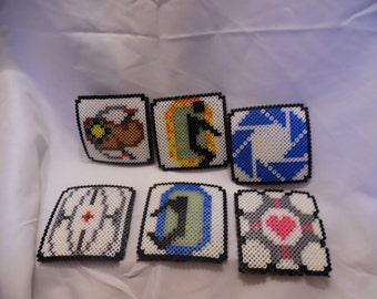 Video Game coaster set