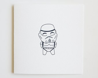 Star Wars / Stormtrooper / Card