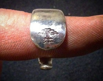 Sterling Silverware Ring