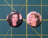 Fran and Val - Best Friends Pins