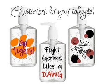 Hand Sanitizer - Tailgate, Team