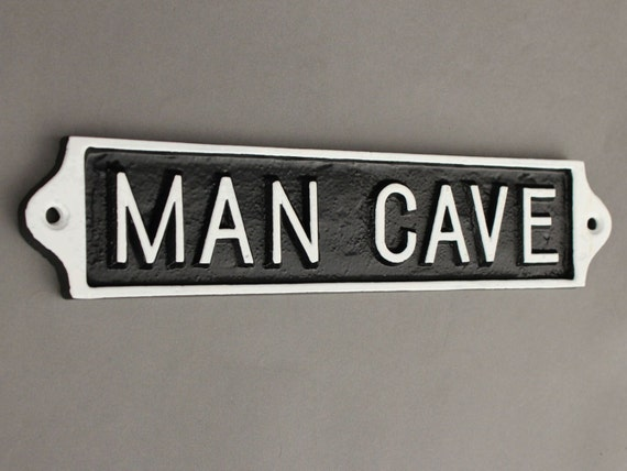 Man Cave Bet Cast : Vintage man cave sign shed garage dad father s day gift