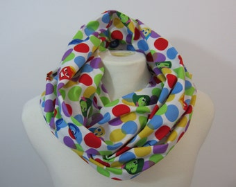Inside Out Infinity Scarf