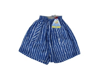 FRENCH vintage 60's / for boys / summer shorts / cotton / new old stock / size 14 Years