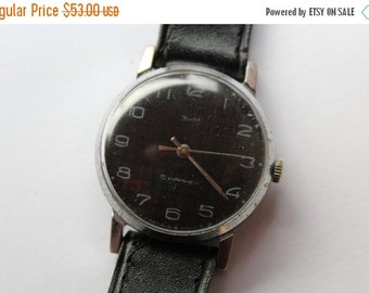 15% OFF ZIM Russian Men's watch USSR early zim 1960