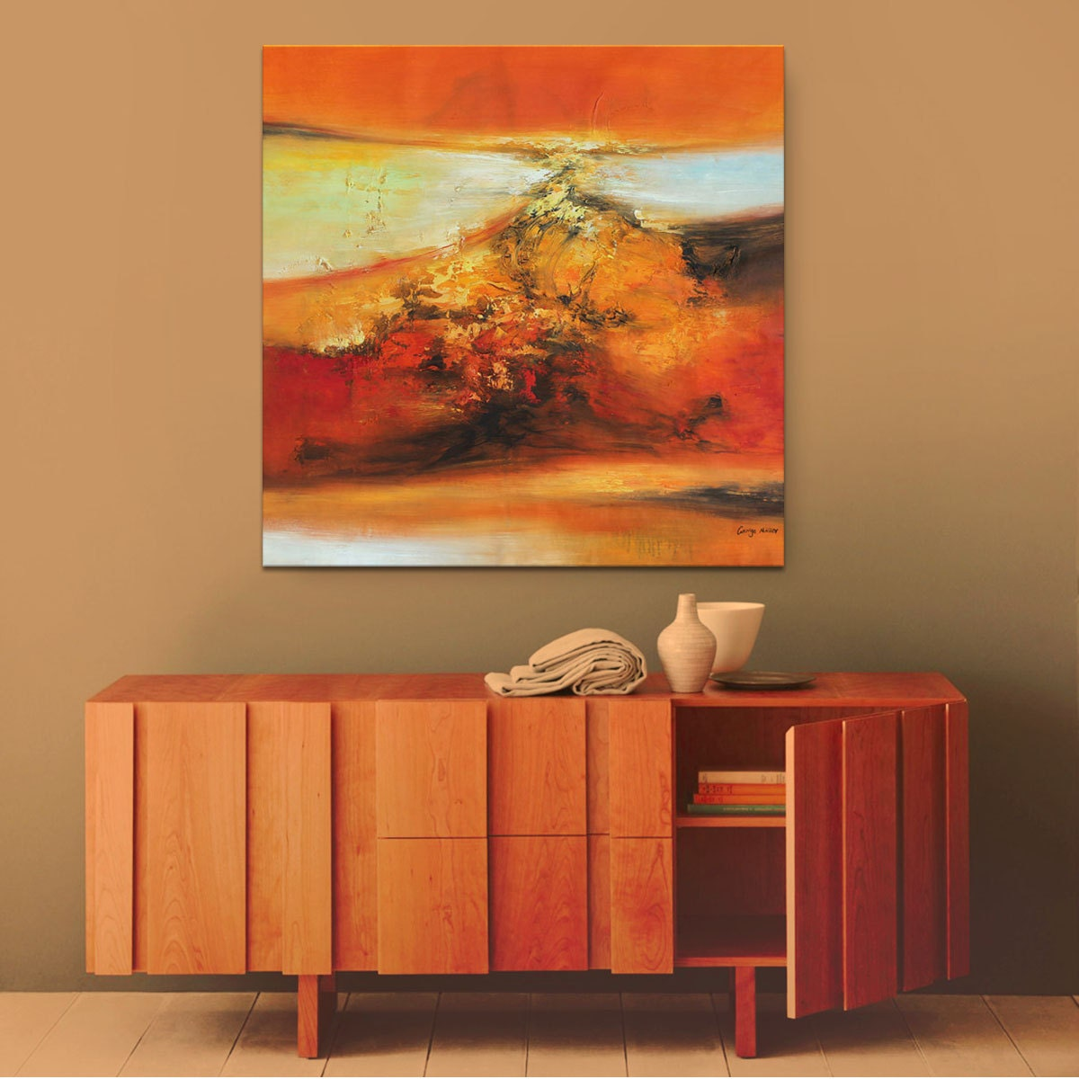 Extra Large Wall Art Abstract Painting Abstract By
