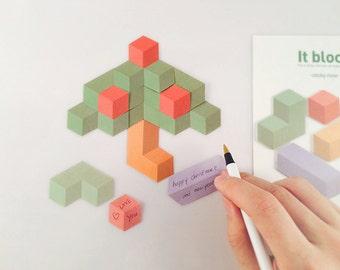 Block Sticky Note - memopad notepad block