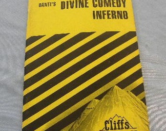 Dante's Divine Comedy: The Inferno (Cliffs Notes)