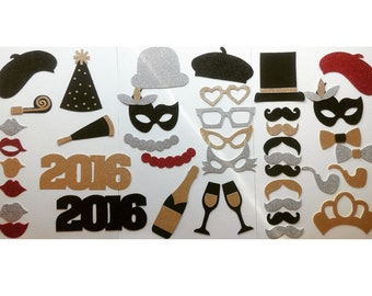 Pack 40 accessories special new year