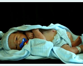 Custom Made Reborn Baby GIRL or BOY Doll *Michelle Kit by Evelina Wosnjuk
