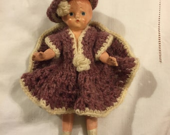 Darling Wee Patsy by Effanbee from the 1930's