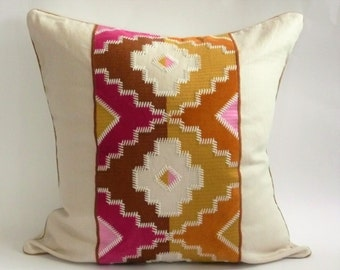 Manuel Canovas Ayda Embroidered Pillow Cover
