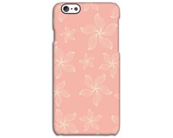 Shabby Chic Flower iPhone Case