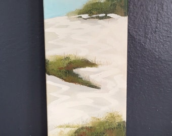 Sand Dunes Painting