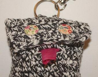 Dog Poop Bag Dispenser- Handmade