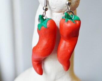 Chilli Earrings