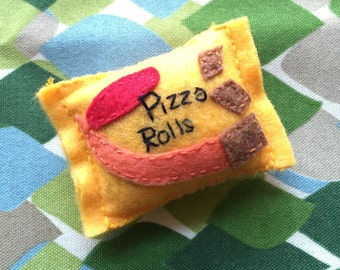 Pizza Roll Cat Toy