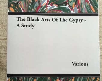Black Arts of the Gypsy. A book of Romany interest.