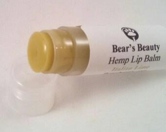 Peppermint + Hemp Lip Balm