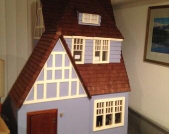 Huge Storybook Custom Dollhouse (Pickup only, Bergen County, NJ)